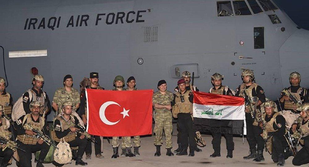 TSK: Sınırdaki tatbikat Irak güçleriyle yapılacak
