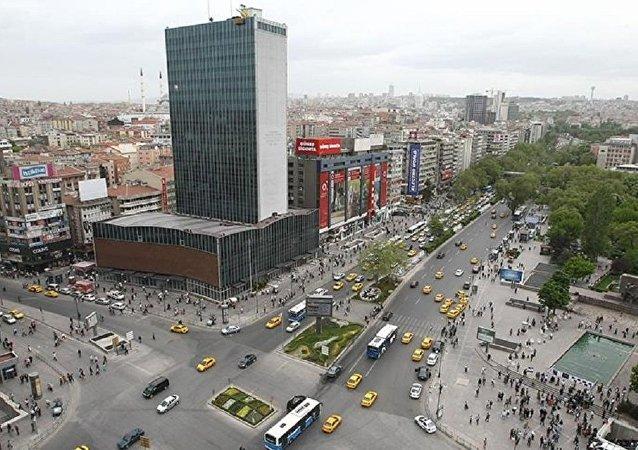 Ankara - Kızılay meydanı