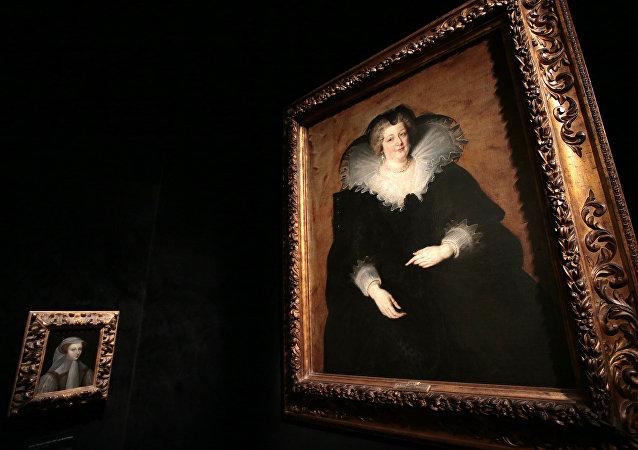 Rubens -  Mary Stuart