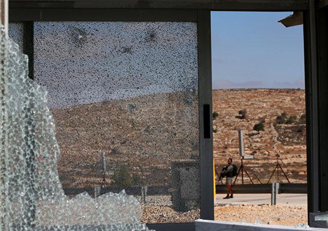 Batı Şeria'da silahlı saldırı
