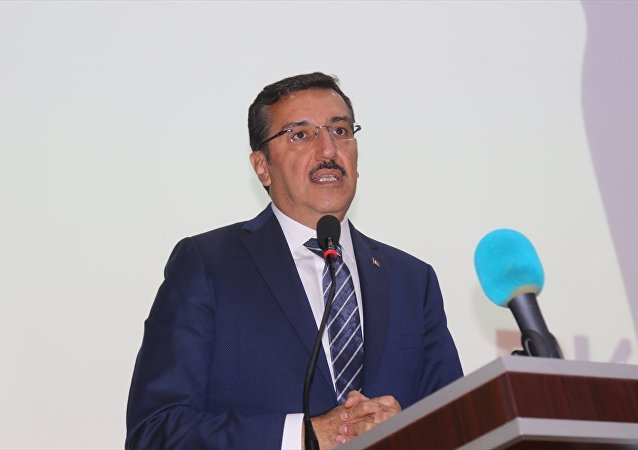 Gümrük ve Ticaret Bakanı Bülent Tüfenkci