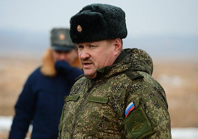 Korgeneral Valeriy Asapov