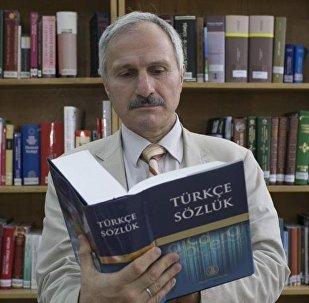Türk Dil Kurumu Başkanı Prof. Dr. Mustafa Sinan Kaçalin