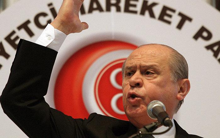 Bahçeli: ABD, S. Arabistan'a verdiği desteği Türkiye'den esirgedi