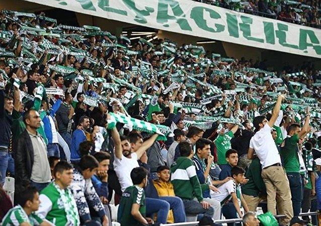 Konyaspor Taraftar Grubu Nalçacılılar