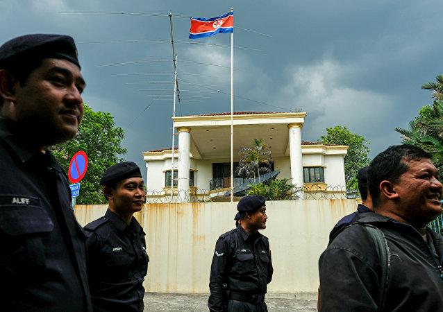 Malezya- Kuzey Kore