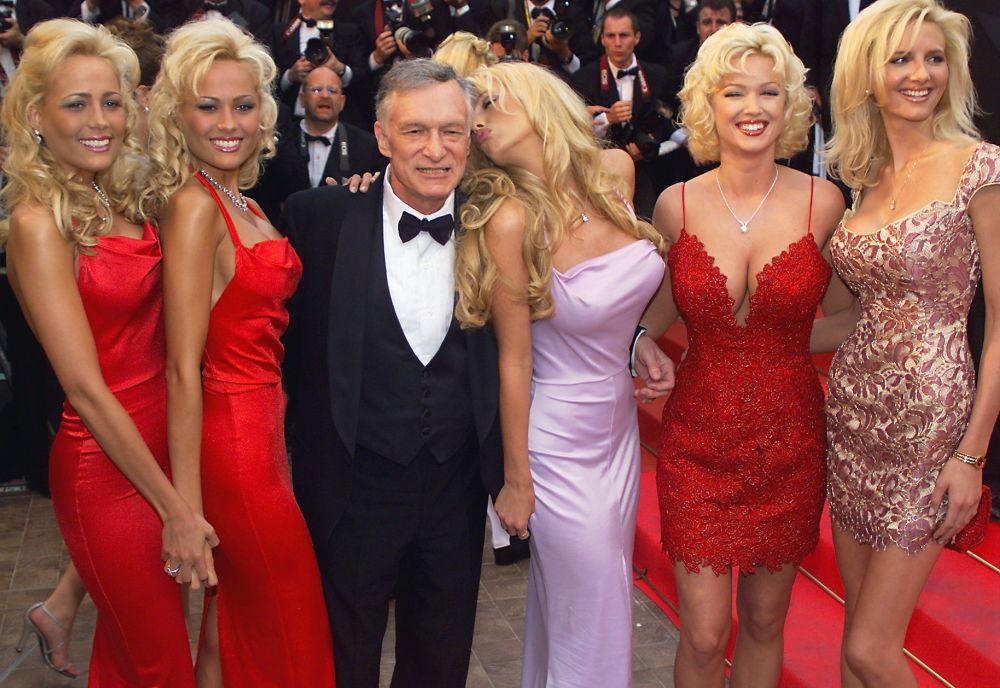 Playboy kurucusu Hugh Hefner
