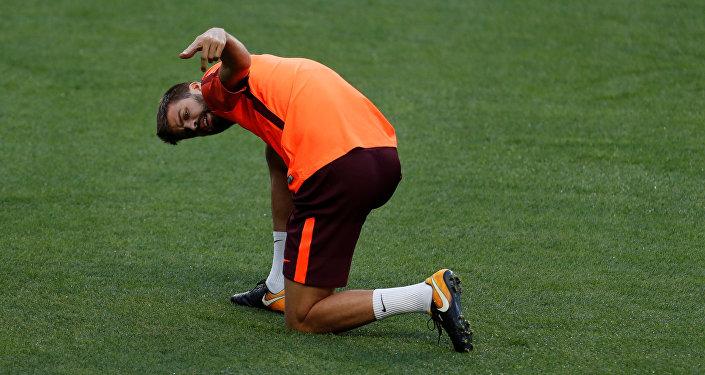 İspanya Milli Takımı'nın ve Barcelona'nın formasını giyen futbolcu Gerard Pique