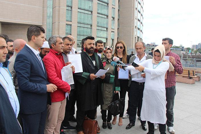 '15 Temmuz Gazileri' adlı grup Itır Esen hakkında suç duyurusunda bulundu