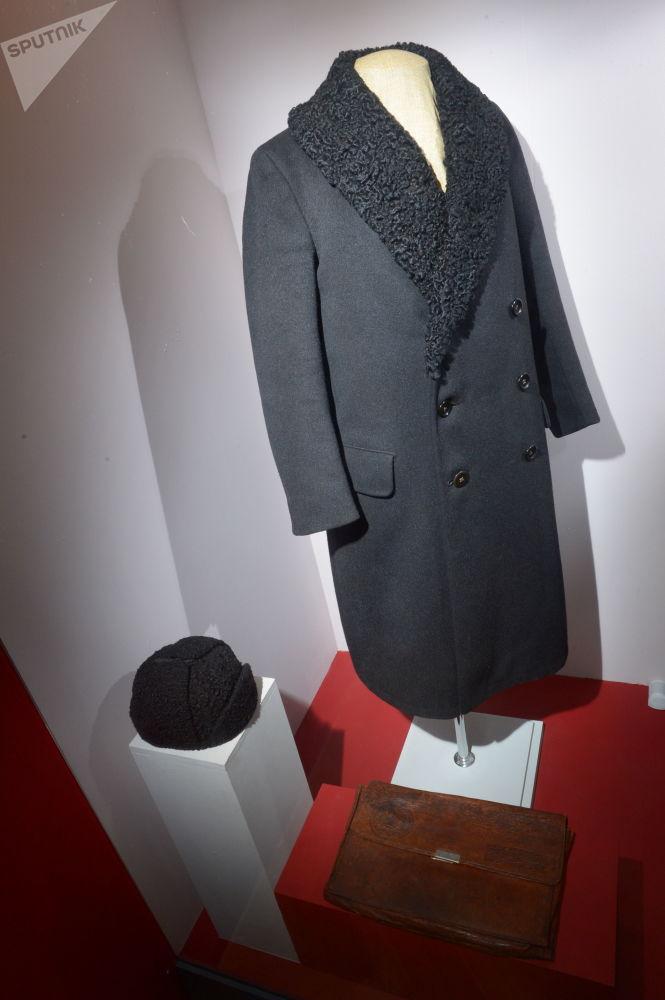 Moskova'da Lenin sergisi