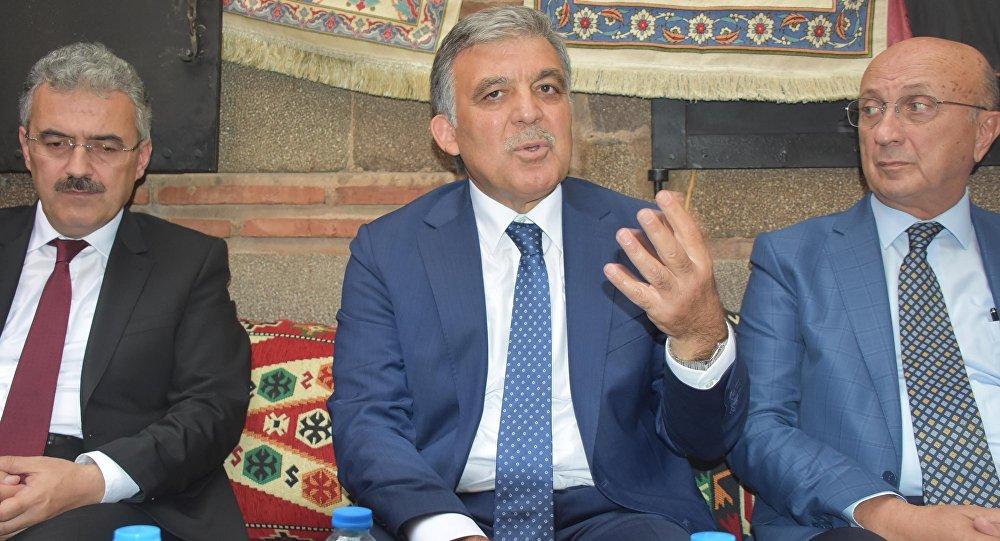 11. Cumhurbaşkanı Abdullah Gül