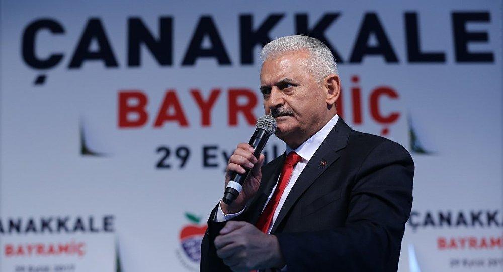 Başbakan Yıldırım: Erbil ve Süleymaniye'ye uçuşlar iptal