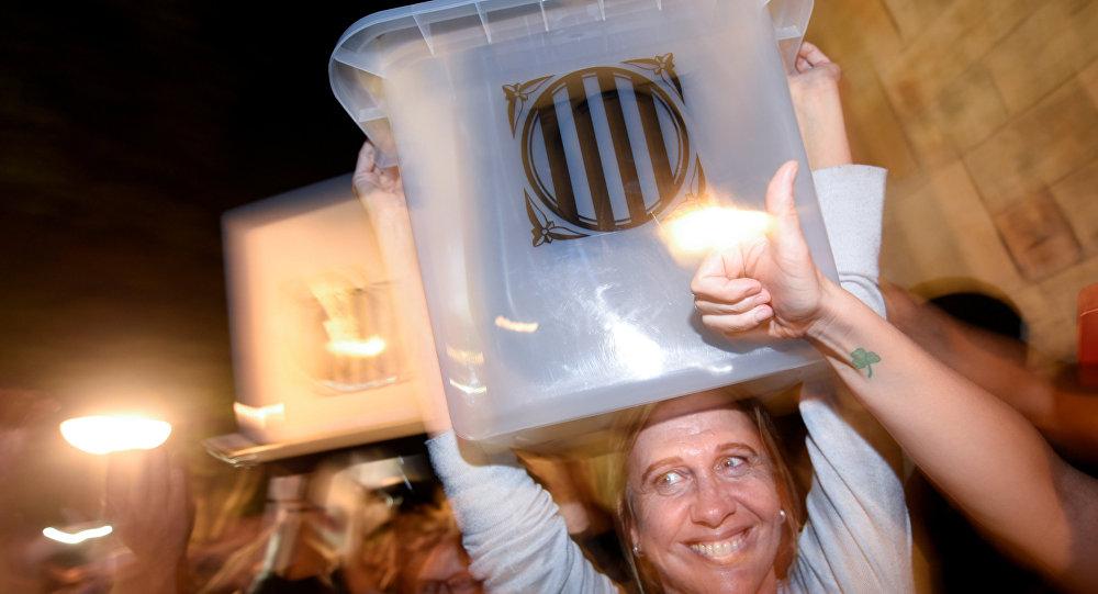 Katalonya'da bağımsızlık referandumu