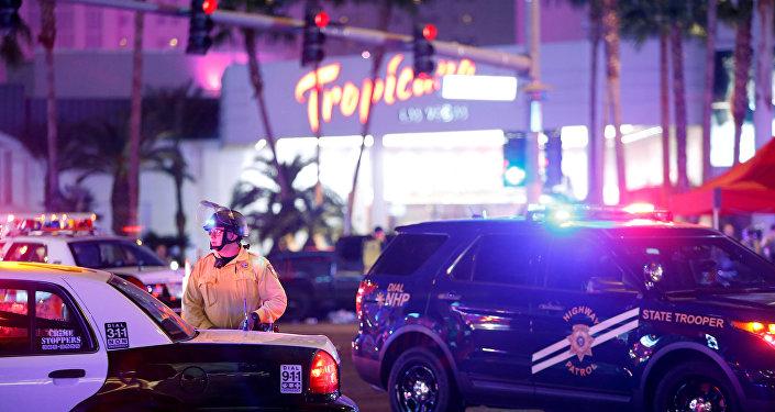 Las Vegas polisi