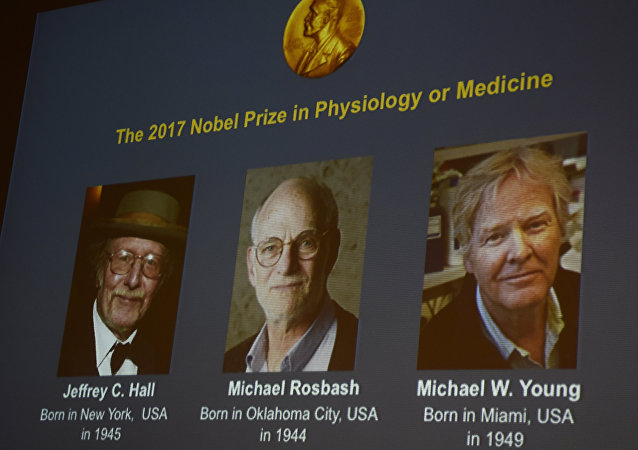 2017 Nobel Tıp Ödülü kazananları