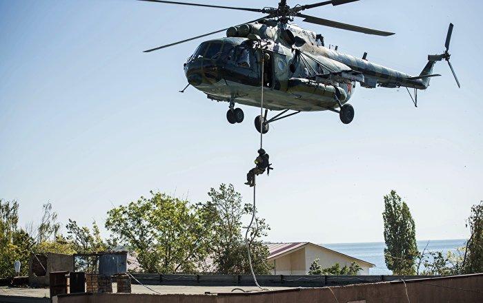 Kırgızistan: Suriye'ye asker gönderebiliriz