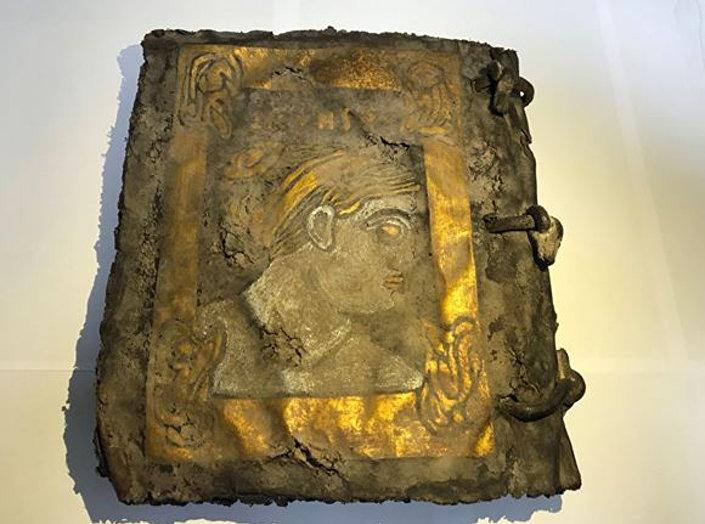 Bizans dönemine ait İncil, yurt dışına kaçırılamadan ele geçirildi