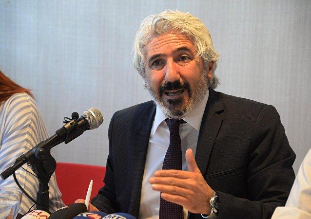 HDP Eş Genel Başkanı Selahattin Demirtaş'ın avukatı Mahsuni Karaman