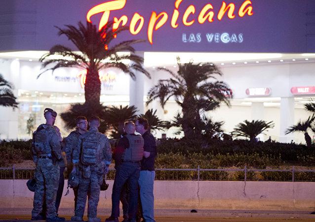 Las Vegas'ta saldırı