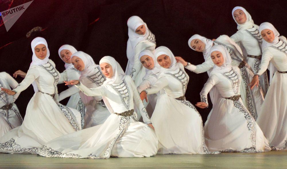 VIII.Kafkasya Halkları Spor ve Kültür Festivali