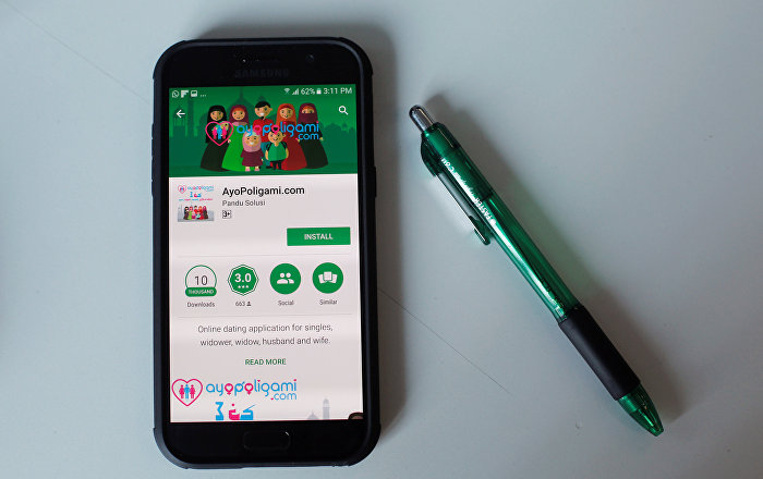 Android telefonlar için çok eşlilik uygulaması