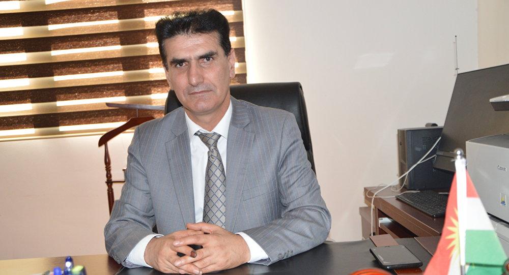 Irak Kürt Bölgesel Yönetimi (IKBY) Başbakanı Neçirvan Barzani'nin danışmanı Dr. Salih Meleomer