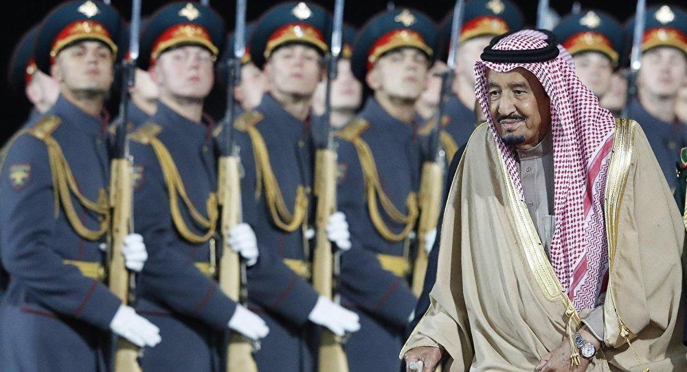 Suudi Arabistan Kralı Selman bin Abdülaziz Moskova'da
