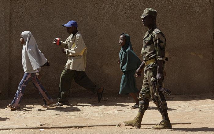 ABD ordusu, Nijer'de ilk kayıplarını verdi