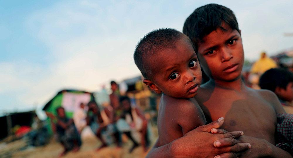 Arakanlı mülteciler, Bangladeş