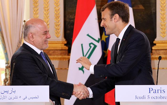 Fransa, Irak ve Kürdistan arasında arabulucu olmak istiyor
