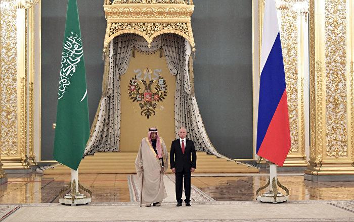 Rusya: Suudi Arabistan'la hava savunma sistemi anlaşması imzaladık