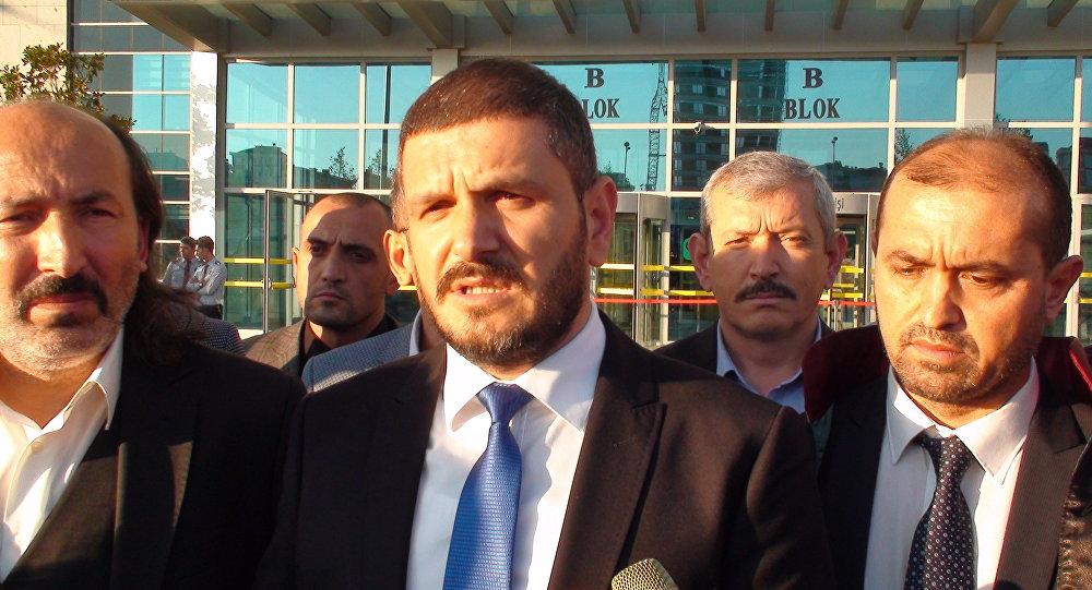 Alperen Ocakları İstanbul Başkanı Kürşat Mican