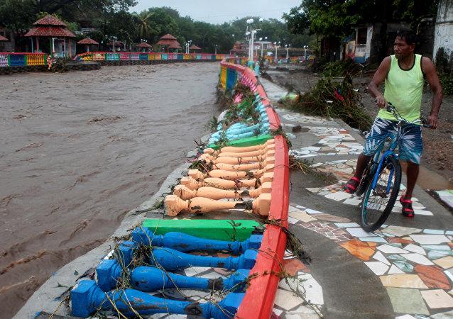 Nate Tropik Fırtınası- Nikaragua