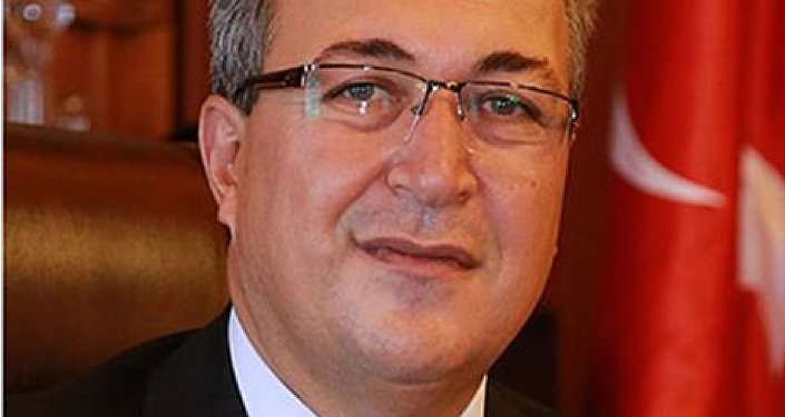 Nevşehir Belediye Başkanı Hasan Ünver