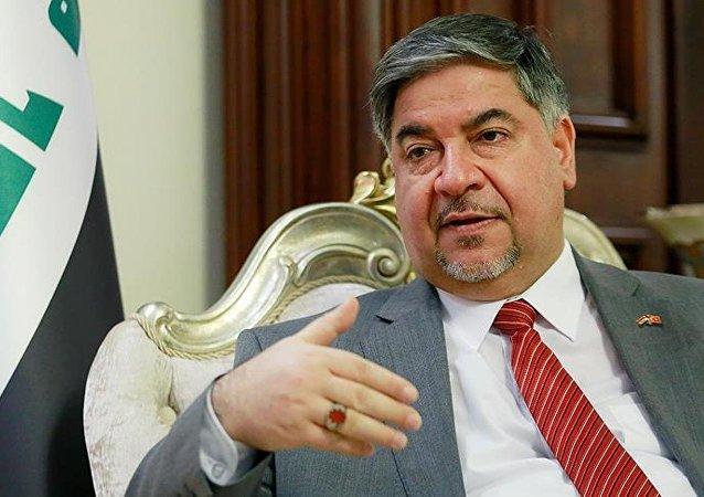 Irak'ın Ankara Büyükelçisi Hişam Ali Ekber İbrahim el Alevi
