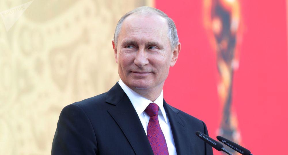 Putin'in 65. doğum günü