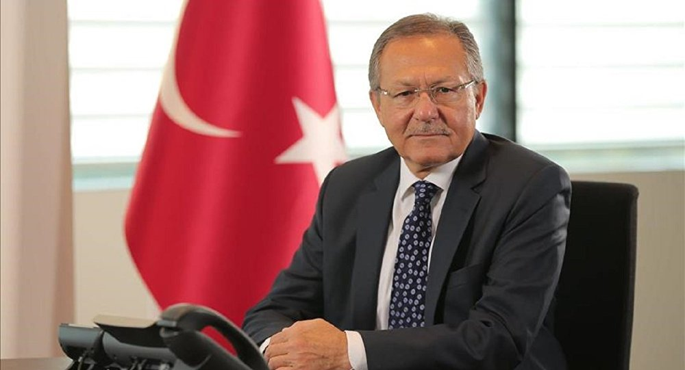 Balıkesir Büyükşehir Belediye Başkanı Ahmet Edip Uğur