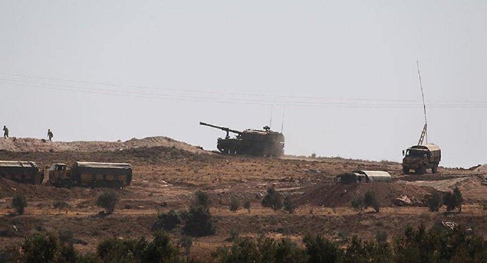 İdlib için sınıra çok sayıda komando ve zırhlı araç sevkiyatı