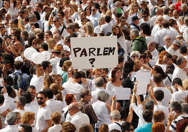 Katalonya - Referandum