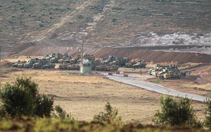 TSK İdlib'de