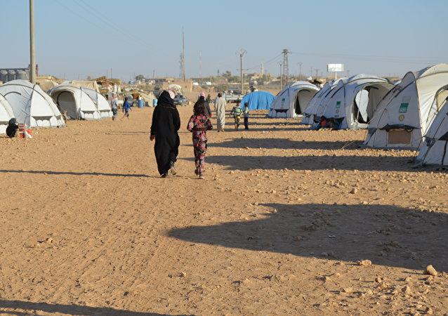 Ayn İsa mülteci kampı