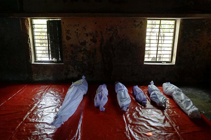 Tekne faciasında hayatını kaybeden Arakanlılar