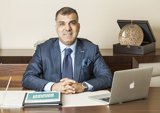 Türk Girişim ve İş Dünyası Konfederasyonu (TÜRKONFED) Yönetim Kurulu Başkanı Tarkan Kadooğlu