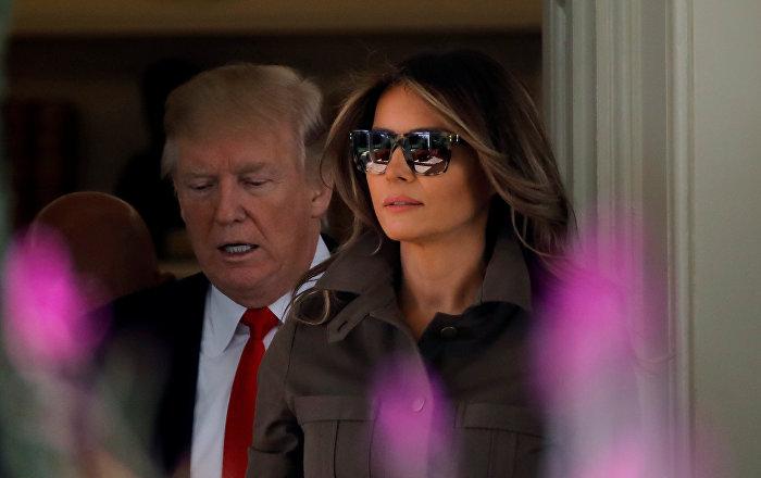 ABD göçmen zincirini tartışırken Melania Trump'ın ailesi 'Yeşil Kart' aldı