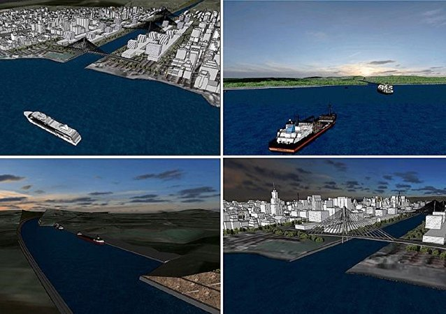 Kanal İstanbul projesi