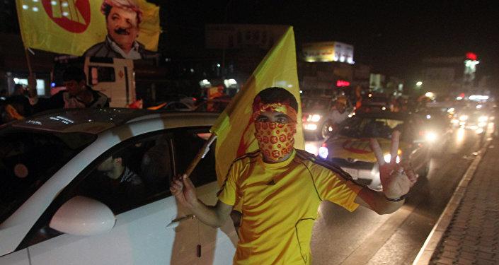 Kürdistan Demokrat Partisi (KDP) - IKBY