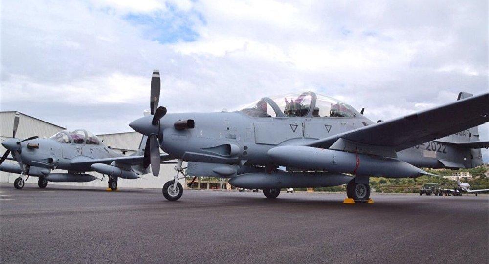 A-29 Süper Tucano saldırı uçağı