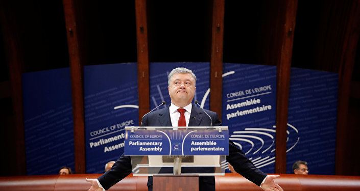 Poroşenkodan Ukraynada sıkıyönetim ilan edilmesi kararına onay 8
