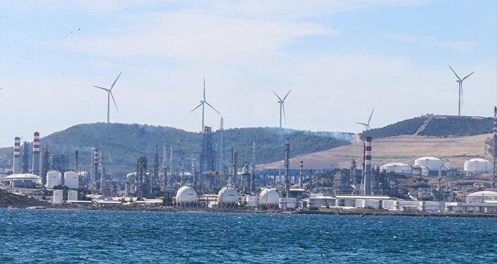 İzmir Tüpraş