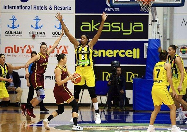 Fenerbahçe-Nadejda